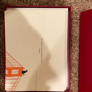 Cartier Other - Cartier Stationary SF Boutique Special Edition